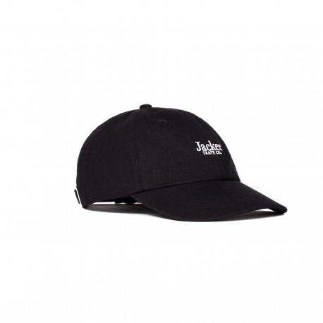 Jacker OG LOGO RIPSTOP CAP - BLACK