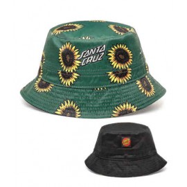 Santa Cruz Sunflowers Bucket Hat