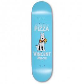Pizza Skateboards Vincent Milou Debut Deck 8.25