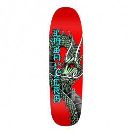 """POWELL PERALTA DECK REISSUE CABALLERO BAN THIS RED 9""""26"""