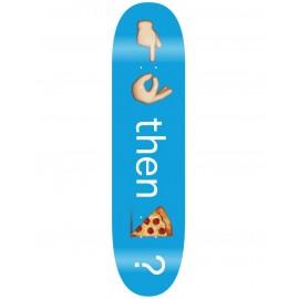 "Pizza emoji Deck 7.75"""