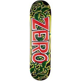 Zero Deck Vine Black Red Green Wht 8.0