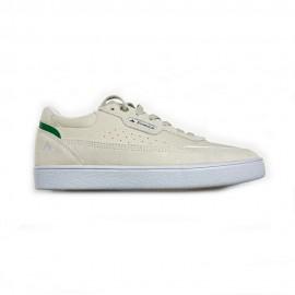 Emerica Gamma white/green/gum - Chaussures de skateboard