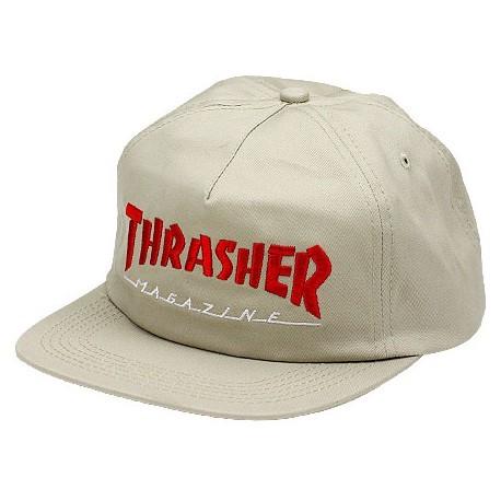 Casquette THRASHER Magazine Logo Two Tone hat