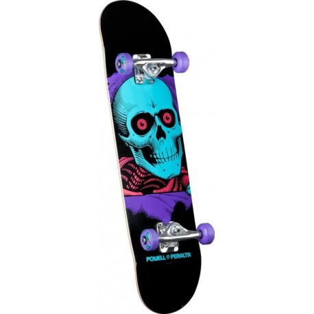 "Powell Peralta 8"" Ripper Black Light Purple"