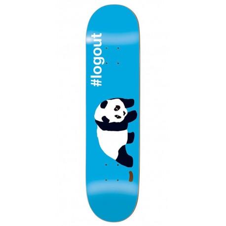 Enjoi 8.5 Logout Panda R7