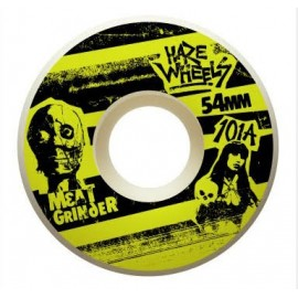 HAZE WHEELS MEAT GRINDER 54MM ( jeu de 4 )