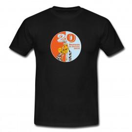 20 bornes de Rouen T-shirt, black