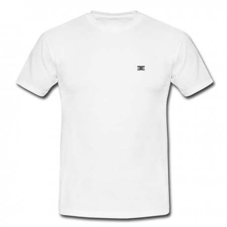 Mini Logo EE Elite T-shirt, white