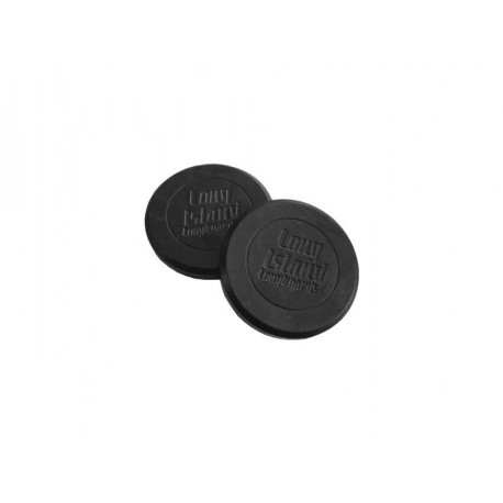 Long Island Slide Puck Set Of 2 Black