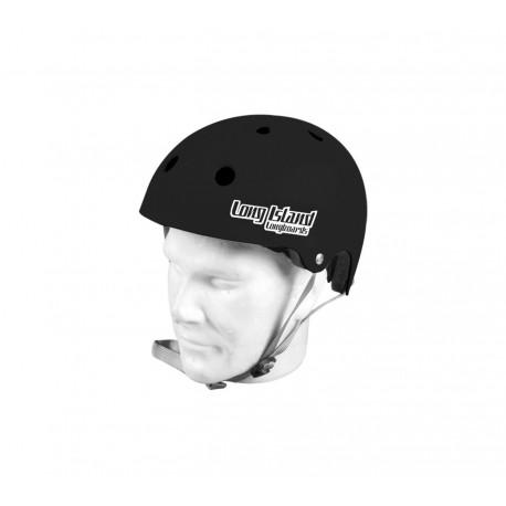 Long Island helmet, casque black