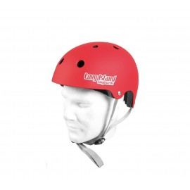 Long Island helmet, casque Red
