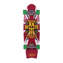 "Dogtown Death To Invaders Mini Cruiser 8.5"" Indy Trucks - Complete"