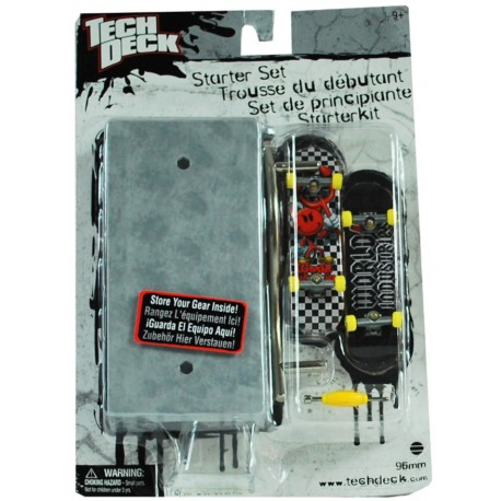 Tech Deck - 96mm Starter Pack - World Industries