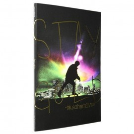 EMERICA EMERICA STAY GOLD DVD SKATEBOARD