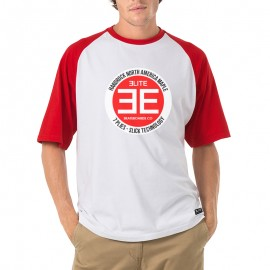 Elite slick techno T-shirt, baseball