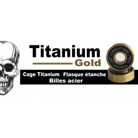 Coalition Bearing titanium