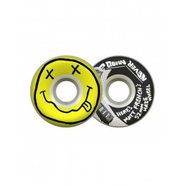 "HAZE WHEELS French ""Never mind"" 52MM 101A ( jeu de 4 )"