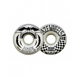 HAZE WHEELS INFERNO FORMULA 53MM ( jeu de 4 )