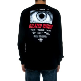 Jacker Vision T-shirt, long sleeves noir