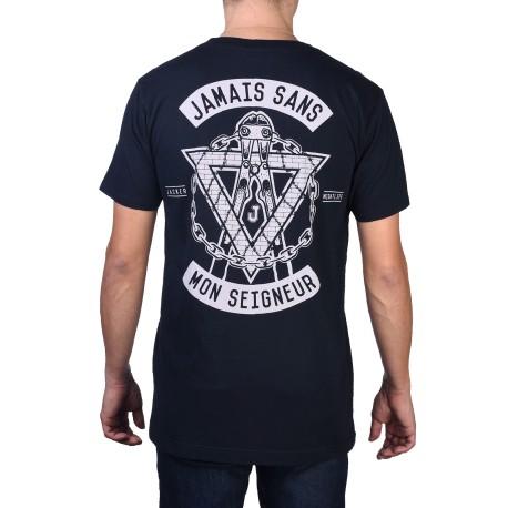 Jacker Monseigneur T-shirt, noir
