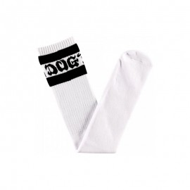 Dogtown Tube Socks White