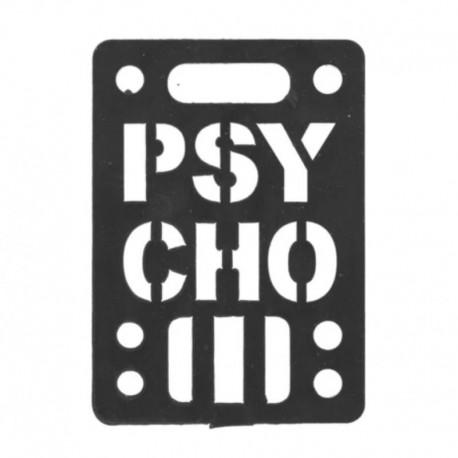 """Vision Psycho Hard Risers 1/2"""" Pad (jeu de 2)"""
