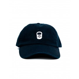 Macba life OG LOGO CAN DAD CAP noir