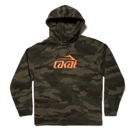 Lakai basic Sweat shirt camo
