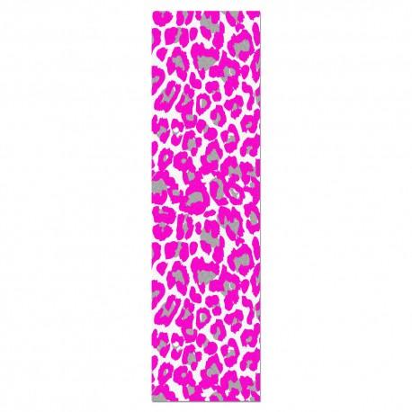 Leopard Grip Pink