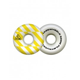 HAZE WHEELS X FILM TRUCKS 52MM ( jeu de 4 )