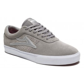 Lakai Sheffield - grey / silver gris