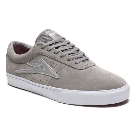 Lakai Sheffield grey silver gris Lakai footwear