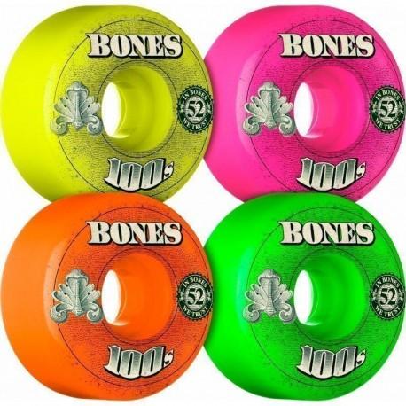 BONES WHEELS OG FORMULA party pack 52mm 100S V1