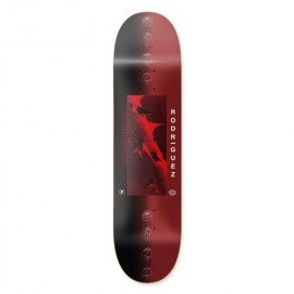Primitive Rodriguez Thorns Deck Red 8""