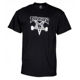 THRASHER skategoat T-shirt, black