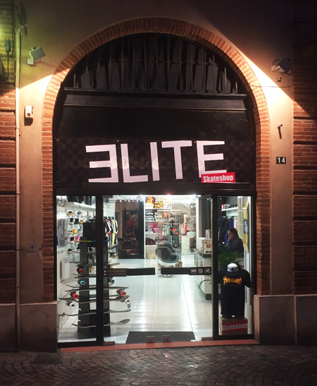 Elite Skateshop Montauban 82