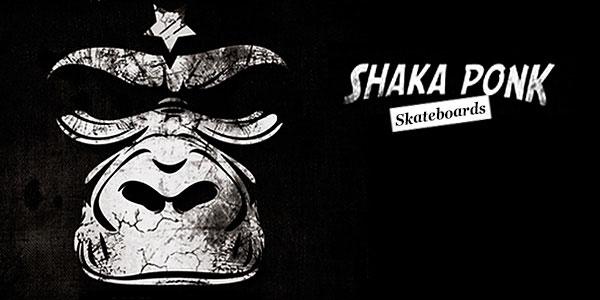 Shaka Ponk - Skateboards