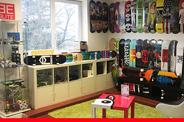 Showroom Elite Skateboards Co