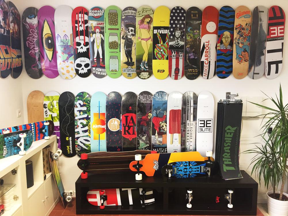 Skateshop Elite Skateboards Co
