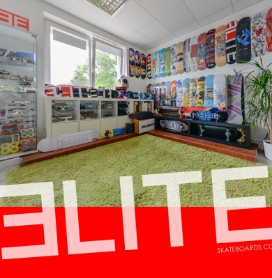 Showroom Elite Skateshop Rouen