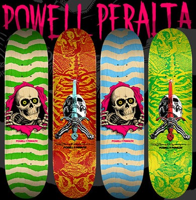New deck Powell Peralta