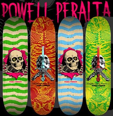 New deck Powell Peralta